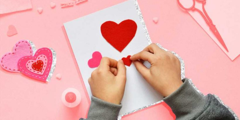16 diy kids valentine's day card projects that won't make